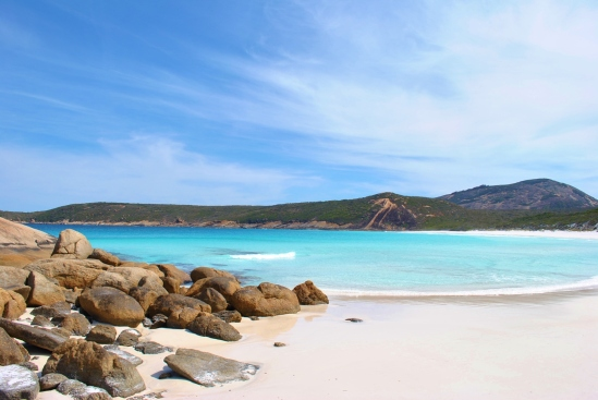 Bathers Paradise Caravan Park Esperance, Cape Le Grand National Park