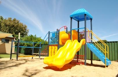 Bathers Paradise Caravan Park Esperance Playground