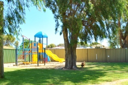 Bathers Paradise Caravan Park Esperance Shaded Playground
