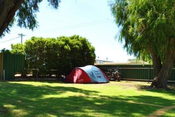 Bathers Paradise Caravan Park Esperance Tent Sites