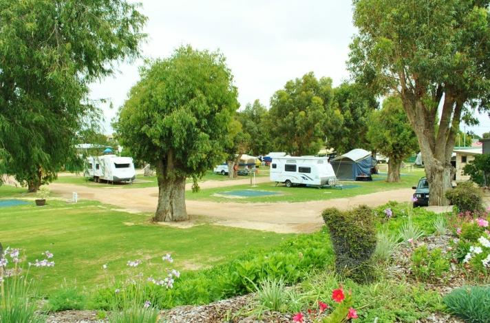 Bathers Paradise Caravan Park Esperance