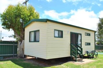 Bathers Paradise Caravan Park Esperance Cabin Accommodation