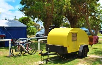Bathers Paradise Caravan Park Esperance Park Sites